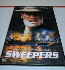 Sweepers (DVD) Dolph Lundgren RARE