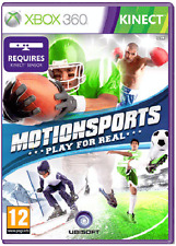 XBOX 360 Kinect-MOTIONSPORTS-Play for Real ** NOUVEAU & Sealed ** En Stock au Royaume-Uni