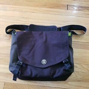 Crumpler Messenger Bag Laptop Bag Shoulder Bag Black
