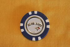 MLB, Toronto Blue Jays, Baseball, Golf Ball Marker Poker Chip      NEW
