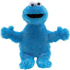 "NEW OFFICIAL GUND Sesame Street Cookie Monster 12"" Plush Soft Toy 075352"