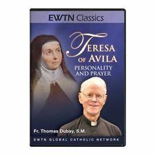 TERESA OF AVILA. PERSONALITY AND PRAYER : AN EWTN DVD