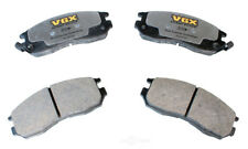 Disc Brake Pad Set-FWD Front Autopartsource MF484