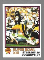 1979 Topps Football Singles #1 - 264 Finish Your Set Pick From List EXC-NRMT