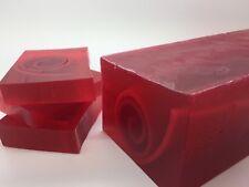 Juicy Strawberry SOAP LOAF 1.45KG - Wholesale - Fresh - Resale - UK Made