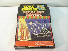Vintage Toys Please MERLINS MAGIC Collection of 11 Magic Tricks Hong Kong Rare !