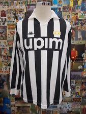 maglia calcio shirt maillot camiseta trikot JUVENTUS TG L 1989-90