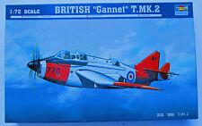 "Trumpeter #01630 - British ""Gannet"" T.MK.2 -1/72 Aircraft Model Kit"