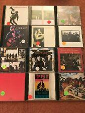 Lot Of 12 Pop/Rock Music Cds - Hootie, Neil Young, Asia, Tom Petty, Mellencamp