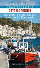 Charterführer Ostpeloponnes Saronischer Argolischer Golf Athen bis Monemvasia
