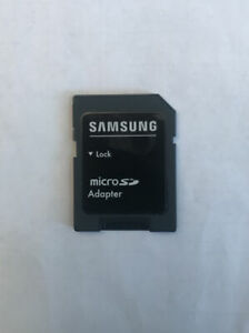 Samsung Adaptor MicroSD