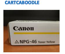 CANON NPG-46 Yellow Toner for C5030 C5035