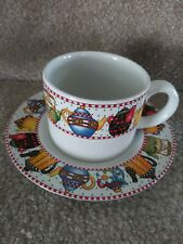 Mary Engelbreit At Home Afternoon Tea Cup & Saucer