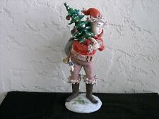 Duncan Royale History of Santa Ii Limited Edition Figurine Pixie