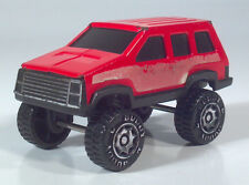 BuddyL 1986 Dodge Caravan 4x4 Scale Model Toy Van