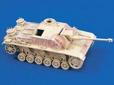 Verlinden 1/35 StuG III Ausf.G Waffle Pattern Zimmerit Coating (for Tamiya) 1784
