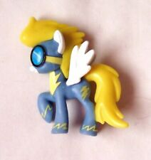 My Little Pony Friendship is Magic Spitfire Blue, Yellow Mane, Tail, White Wings