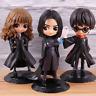 Q Posket Hermione Granger Harry Potter Severus Snape Collectible Action Figure