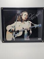 Joni Mitchell  Signed Autographed 8x10 photo Picture COA