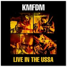 KMFDM - Live in the USSA - New CD Album