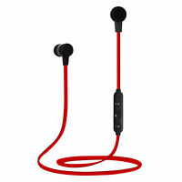 Wireless Bluetooth Sport Earbuds Stereo Headphone Earphones Headset With Mic
