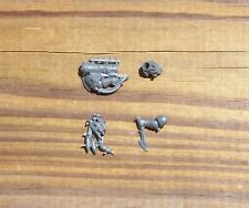 40K Chaos Space Marines Marines Missile Launcher Bits