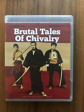 Brutal Tales of Chivalry (Twilight time Blu-ray, 1965) Out Of Print Oop