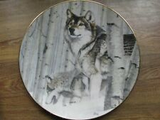 """The Hamilton Collection """"Broken Silence"""" The Year Of The Wolf"""