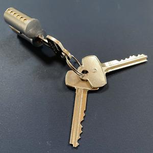 Best / Arrow / Falcon IC (interchangeable) Core 6-pin A Keyway w/ 3 Keys - SFIC