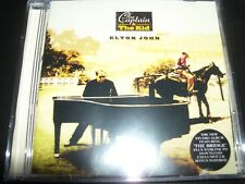 Elton John ‎– The Captain & The Kid  (Australia) CD – Like New
