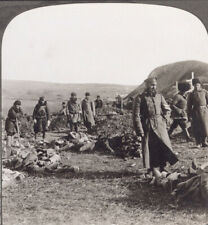 More details for ww1. russian dead awaiting burial after battle on the eastern front. stereoview