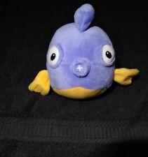 Disney Blue Doc McStuffins Fish 5 In Long