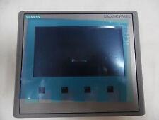 "SIEMENS 4"" inch HMI Touch Screen Panel 6AV6647-0AK11-3AX0 KTP400 BASIC COLOR New"