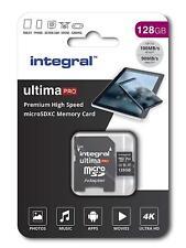 Integral 128GB Micro SD Card Premium 4K High Speed Memory Microsdxc Up To 100MB/