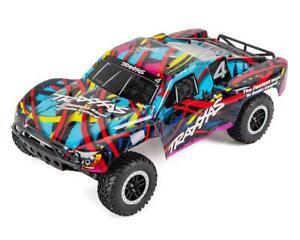 Traxxas Slash VXL 1/10 RTR 2WD Short Course Truck (Hawaiian Edition)