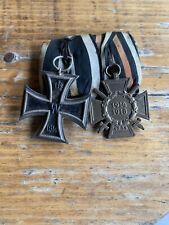 WWI Iron Cross Medal Bar