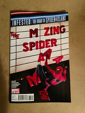 AMAZING SPIDER-MAN #665 1ST PRINT MARVEL COMICS (2011) ROAD TO SPIDER-ISLAND