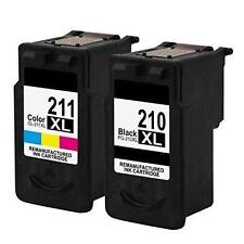 PG 210XL CL-211XL Ink Cartridge For Canon iP2702 MP480 MP230 MP240 MP250 MP260