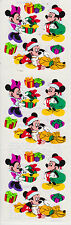 Sandylion Disney Christmas Scrapbooking Stickers E54 fast ship