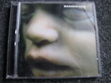 Rammstein-Mutter CD-Made in UK by Universal-2001 Motor Music Hamburg