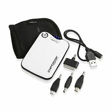 Veho VPP-201-CW Pebble Verto Portable Powerbank for Smartphones- iPhone Andro...