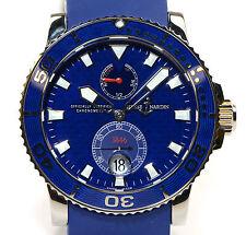 Ulysse Nardin Maxi Marine Diver 260-32A 18K White Gold Limited to 500 UNWORN