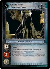 LoTr Tcg The Hunters Ulaire Attea, Desirous Of Power Foil 15Rf15