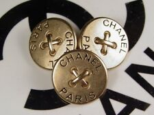 CHANEL metal Buttons (price for 1 button)