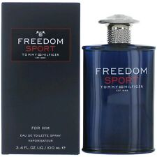 TOMMY FREEDOM SPORT by Tommy Hilfiger Cologne edt men 3.4 oz 3.3 NEW in BOX