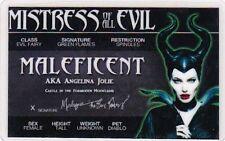 Walt Disney Maleficent Ebay
