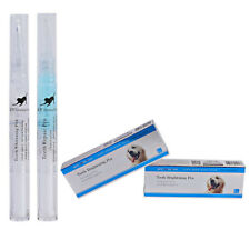2Pcs Pet Teeth Cleaning Repair Dog/Cat Tartar Dental Stone Cleaning Pen