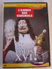 DVD L'ANNEE DES GUIGNOLS - GOODBYE LOUIS XVI - NEUF