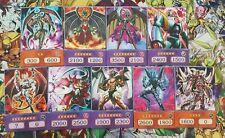 -ORICA- lot de 9 carte Yu-Gi-Oh fusion heros elementaire heros du mal anime