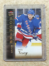 16-17 Fleer Ultra Rookies #U4 JIMMY VESEY /599